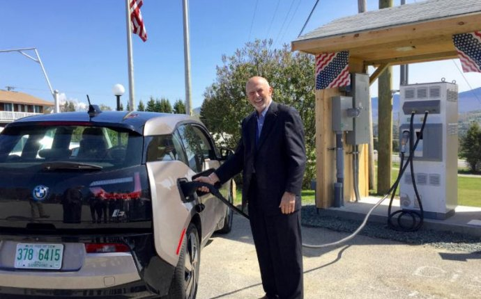 Electric car fast charger for the North Country - no, it s not