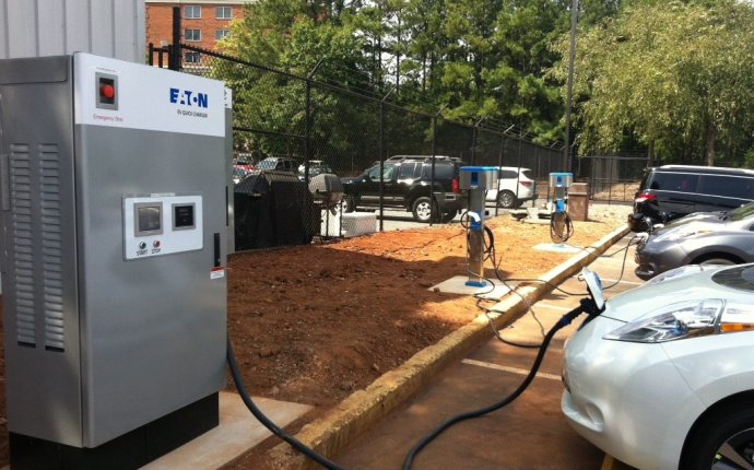Electric Vehicle FAST Charging Now Available In Georgia | Solar