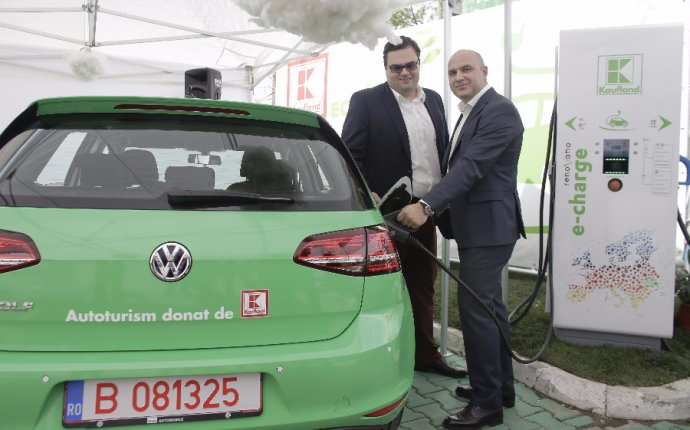 Kaufland Puts Romania On The EV Fast Charging Map