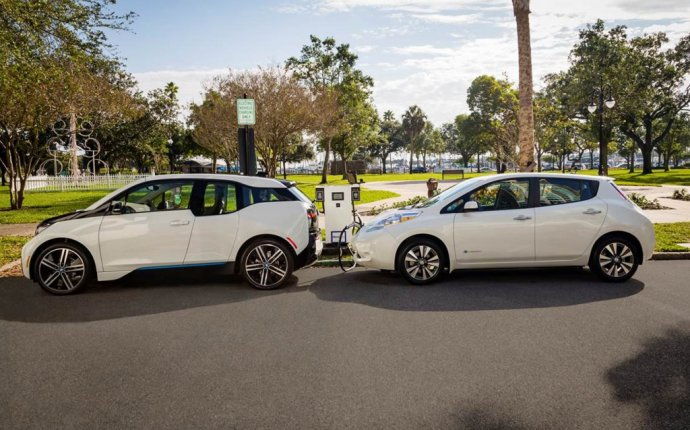 Nissan, BMW Partner To Provide More Fast-Charging For Electric Cars