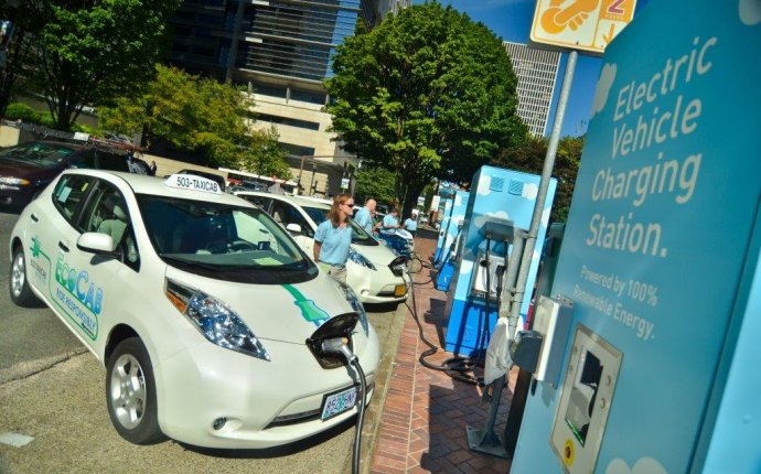 Oregon s largest utilities plan to boost electric-car adoption