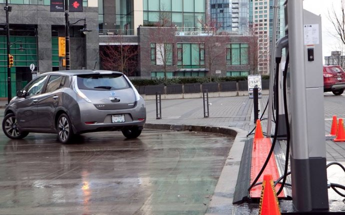 Public Charging - Plugin BC