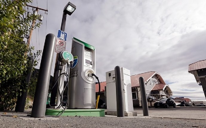 Report: More drivers using I-5 electric car-charging stations | KOMO