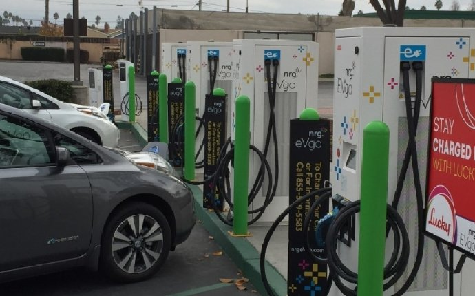Should utility customers pay for electric-car charging stations