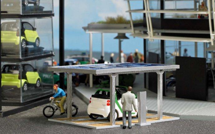 Solar car charging station - dcctrainautomation.co.uk