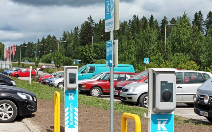 The K-Group offers an extensive network of free charging points