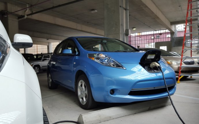 Where do you Charge your electric Car?