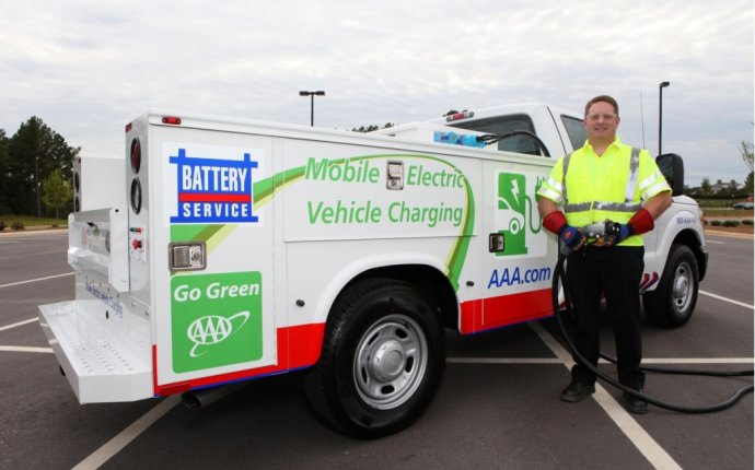 AAA electric Car charging