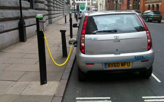 Electric Cars charging points
