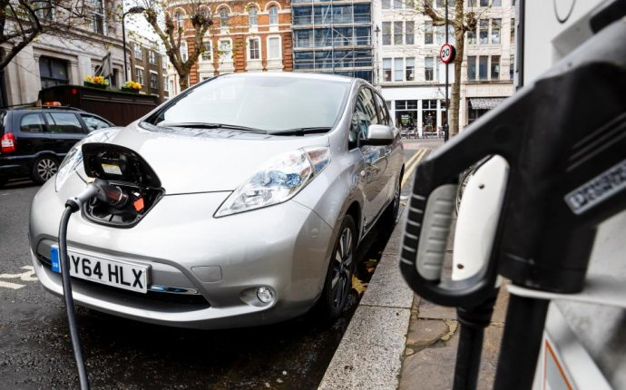 Electric Car charging points UK